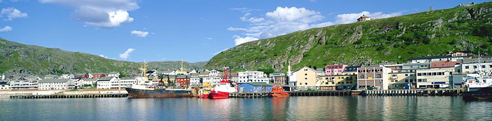 Kirkenes Reisen Norwegen