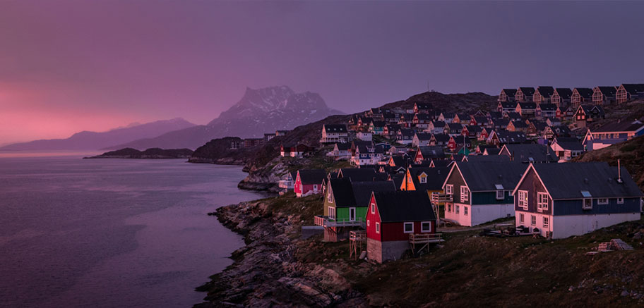 Grönland Sehenswürdigkeiten Nuuk