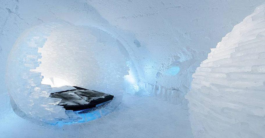 Icehotel Lappland günstig buchen