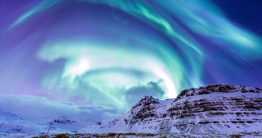 Island Nordlicher Rundreisen