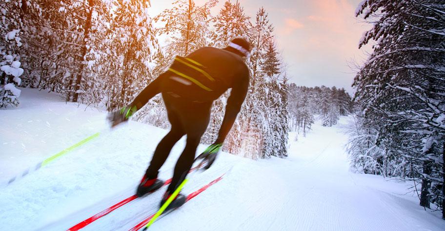 Langlauf Ferien in Finnland buchen