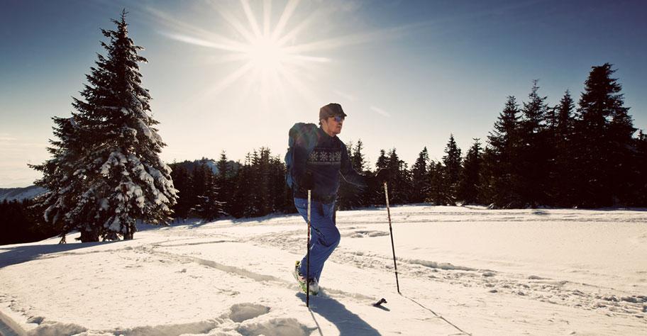 Langlauf Ferien Lappland buchen