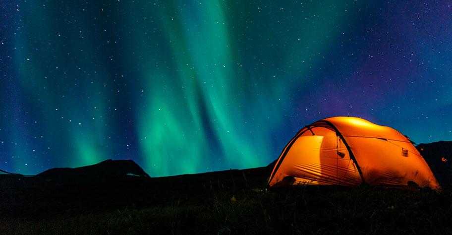 Lappland Reisen Nordlichter Angebote