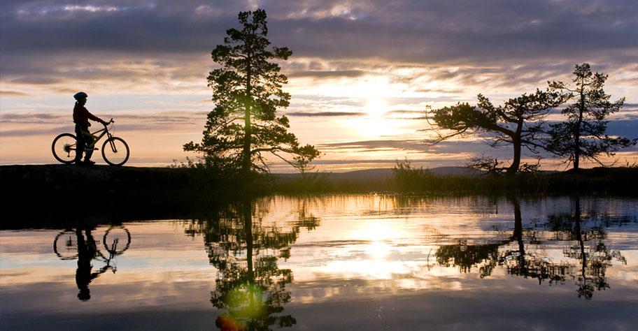 Velo Tour Lappland Sommer