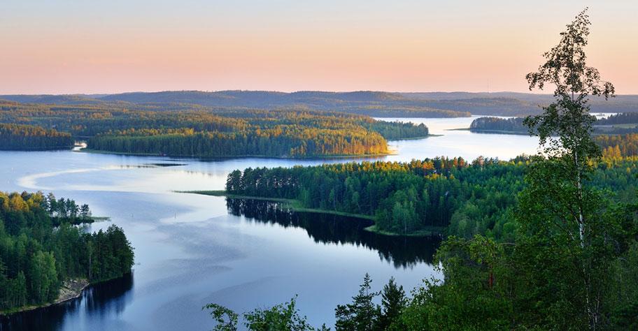 Ferien Finnland Seenplatte buchen