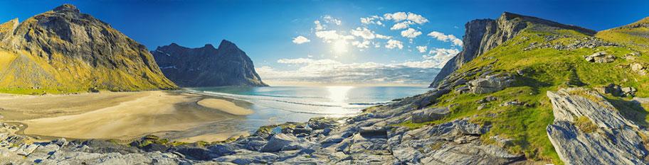 Skandinavien Sommer Rundreisen