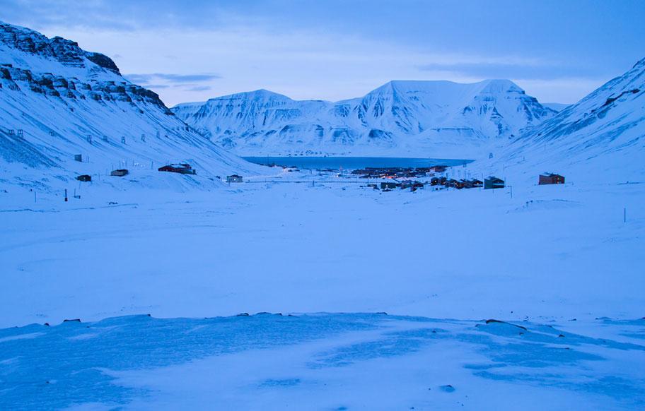 Rundreise Spitzbergen Reisebüro Schweiz