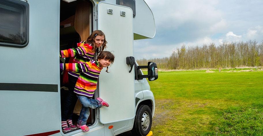 Wohnmobil Skandinavien mit Kinder Familienferien günstig buchen