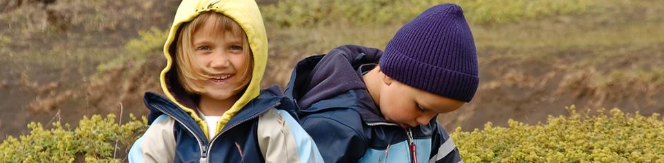 Island Reisen mit Kindern