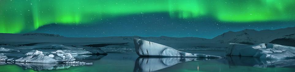 Lappland Nordlichter