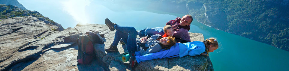 Skandinavien Reisen mit Kindern
